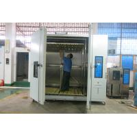 Buy cheap Vehicle Drive-In Test Chamber Climatic Walk In Test Room , Stability Testing Chambers from wholesalers