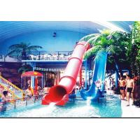 China water slide in water park for water park equipment on sale