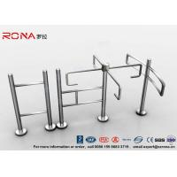 Wholesale High Speed Manual Full Height Turnstile Manual Half Height Barrier Gates from china suppliers