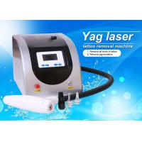 Wholesale Professional Laser Tattoo Removal Machine Q Switch Nd Yag Laser Machine from china suppliers