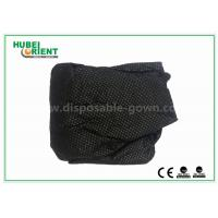 Wholesale Customized Soft Black Nonwoven Disposable Thongs For Male , ISO9001 Standard from china suppliers