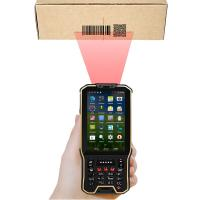 Wholesale Logistics Inventory Handheld Honeywell Laser Android Barcode Scanners GSM 4G LTE from china suppliers