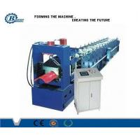 Wholesale Chain Drive Computer Control Step Ridge Cap Roll Forming Equipment With Tile Sheets from china suppliers