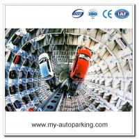 Buy cheap Hot on Sale! Ring Type PLC Controlled Advanced Automated Car Parking System from wholesalers