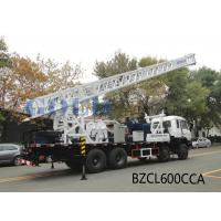Wholesale Truck mounted water well drilling rig drill water wells up to 600m from china suppliers