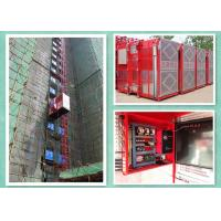Wholesale Electric Construction Material Hoist Builders Lift With 2 Motors Driven from china suppliers