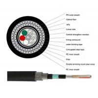 Wholesale 2-144C GYTA33 Underwater Optical Cable With Steel Armored for Submarine Application from china suppliers