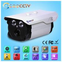 Wholesale Waterproof P2P IP Camera 1080p P2P IP Camera outdoor from china suppliers