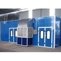 Wholesale Automotive Infrared Garage Furniture Spray Booth 12m*5m*3m from china suppliers