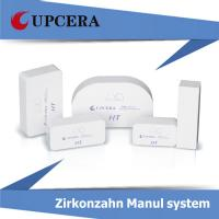 Wholesale High Translucency Zirconia HT White Blank Manual System 1400Mpa Bending Strength from china suppliers
