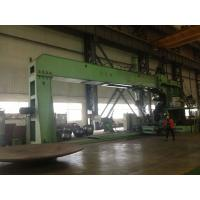 Wholesale Φ300mm Cold Spinning Big Diameter Dish Making Machines For Oil Tank from china suppliers