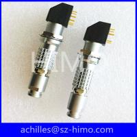Wholesale EXG.1B.304.HLN 4 pin solder pin lemo pcb cross connector from china suppliers