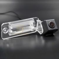 Wholesale 7070 Chip OEM Car Camera Wide Angle Night Vision Car Reverse Camera For Audi from china suppliers