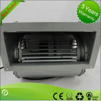 Quality High Air Flow Double Inlet Fan Centrifugal Air Blower For Air Ventilation System for sale