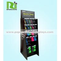 Wholesale Advertise POP Cardboard Displays , hanging display hooks For Mobile Phone Cover from china suppliers