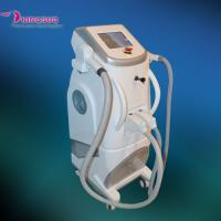 Wholesale 2 handles diode laser Elight ipl SHR laser remove hair permanently from china suppliers