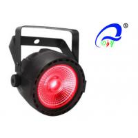 Buy cheap 1pcs*30W COB LED (RGB)  3IN1 Par Light  High Brightness LED Par Light from wholesalers