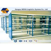 Wholesale Industry Selective Mobile Shelving Systems Heavy Duty With Lock In Step Beam from china suppliers