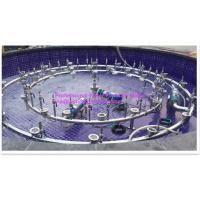 Wholesale Led Underwater Lights 2 Rings Programe Fountain 3 Patterns With Pump / Pipe Frame from china suppliers