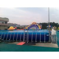 Wholesale Customized Children Inflatable Swiming Pool For Games / Business from china suppliers