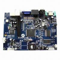 Buy cheap Provide PCB Products/PCBA Assembly Service with UL, RoHS, ISO-9000 and TS16949 Marks from wholesalers