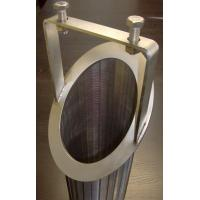 Wholesale Wedge Wire Strainer Baskets,Water Filter Strainers,Stainless Conical Strainers from china suppliers