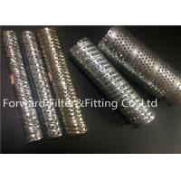 Wholesale 0.5 - 2.5mm Wall Thickness Perforated Metal Tube Filter Center Tube Round φ3 Hole from china suppliers