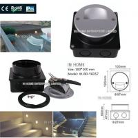 Wholesale Single Color Recessed LED Interior Wall Lights For Super Market from china suppliers