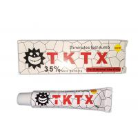 Wholesale TKTX Numbing Cream / Lidocaine / Tattoo Pain Stop Numbing Cream For Tattoos from china suppliers