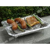 Wholesale mini bbq instant disposable grill from china suppliers
