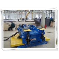 Wholesale 3D Adjustable Hydraulic Fit Up Rotator for Wind Tower Production Line from china suppliers