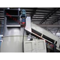 Bundled film traction granulation machinery Film pellizing machinery