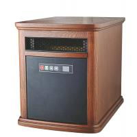 Wholesale Removable Indoor ElectricPotable Infrared Quartz Heater Metal from china suppliers