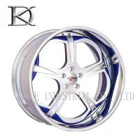 """Wholesale Deep Concave Rims Concave Alloy Black Wheels For SUV 16"""" 7 Width Lightweight from china suppliers"""