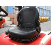 Wholesale Toyota style safety forklift seat with belt from china suppliers
