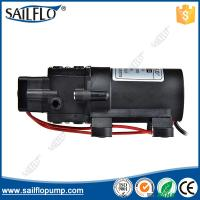 Buy cheap Sailflo 12V  micro diaphragm pressure water pump for agriculture sprayer from wholesalers