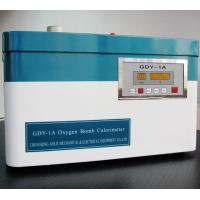 Wholesale GDY-1A Digital Display Oxygen Bomb Calorimeter / Heat Value Bomb Calorimeter from china suppliers