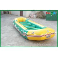 Wholesale Water Park 4 Persons PVC Inflatable Boats For Adults , Promotional Inflatables from china suppliers