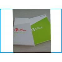 Wholesale Home Student Microsoft Office 2013 Professional Software Box FPP Key from china suppliers