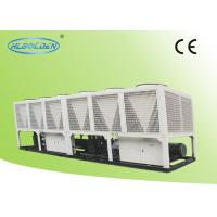 Wholesale R410A R22 R407 Air Cooled Heat Pump Chiller , Heat Recovery Chiller from china suppliers