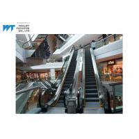 Wholesale Low Noise Safety Cladding Escalator , Mechanical Escalator Max Vertical Rise ≤8000MM from china suppliers