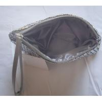 Quality Silver aluminum sheet women handbags, lady bag for sale