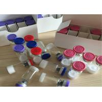 China Bodybuilding Peptide Cjc-1295 with Dac 2/5/10mg/Vial CAS 863288-34-0 on sale