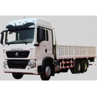 Wholesale 25 Tons Commercial Integral Bumper Cargo Truck for Transporting Goods from china suppliers