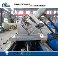 Buy cheap C Channel Stud And Track Roll Forming Machine For GI steel 0.4-1.0mm Thickness from wholesalers