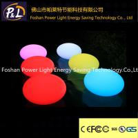 Wholesale Waterproof Rechargeable Battery Floating Glow LED Ball from china suppliers
