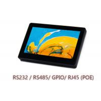 Buy cheap 7 Inch Best Low Price Internet Tablet PC POE Android Cloud Android 6.0 Tablet With Arduino and RS485 For Contral Control from wholesalers