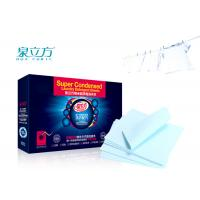 Wholesale Antibacterial All In One Laundry Sheets ,  Eco Cleaning Soap Tablets from china suppliers