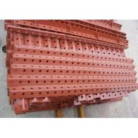 Wholesale Durable Professional 100 * 100 * 600mm Steel Formwork For Highways , Railways , Bridges , Tunnels from china suppliers