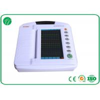 Wholesale Digital Electro Medical Equipment , Portable 12 Channel / Lead ECG Machine from china suppliers